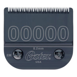 Oster Diamox Carbon Coated Detachable Blade - 00000 - 1/125