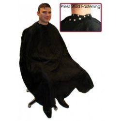 PROFESSIONAL SALON CAPE BLACK