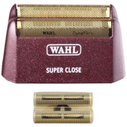 Wahl 5 Star SHAVER/SHAPER REPLACEMENT FOIL & CUTTER BAR ASSEMBLY- GOLD