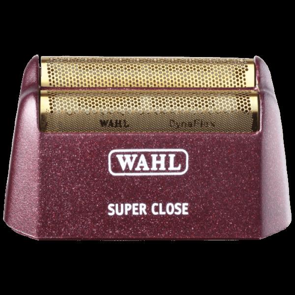 Wahl 5 Star SHAVER/SHAPER SUPER CLOSE REPLACEMENT FOIL- GOLD #7031 - 100