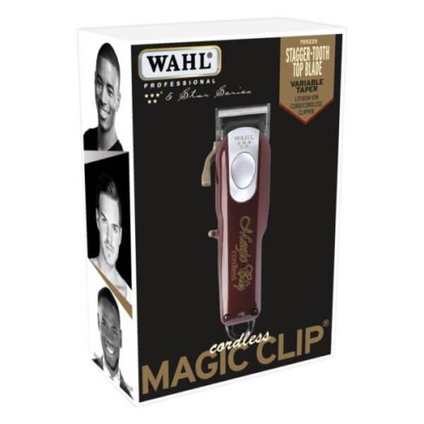 Wahl 5-Star Cordless Magic Clip #8148